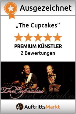 Bewertungen von Musikduo The Cupcakes