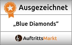 Bewertungen von Blue Diamonds