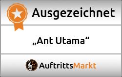 Bewertungen von Ant Utama