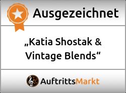Bewertungen von Katia Shostak & Vintage Blends