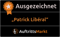 Bewertungen von Patrick Libéral